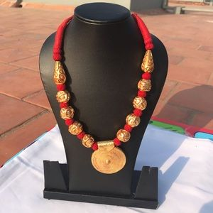 Jewelry - Tribal Rope Design Necklace